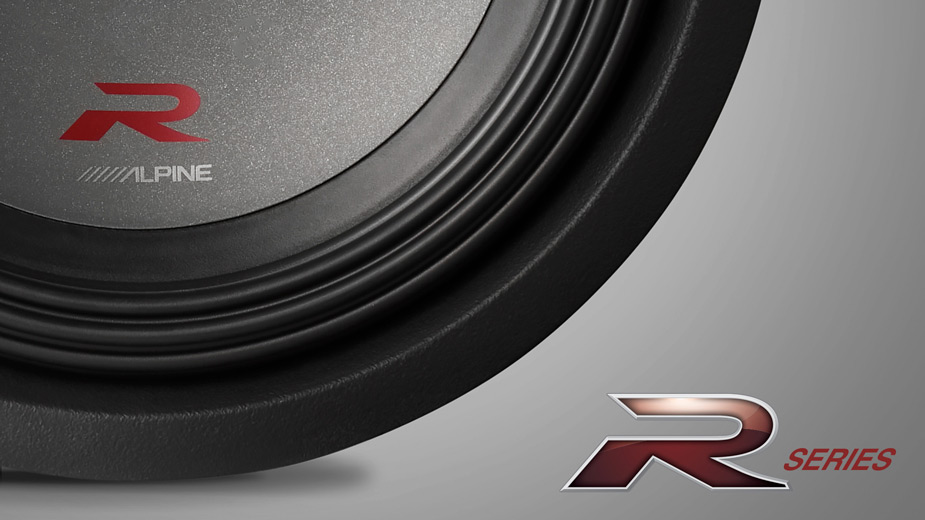 Alpine R-Series Subwoofer