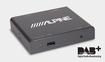 Nadogradite na DAB+ digitalni radio - INE-W990HDMI