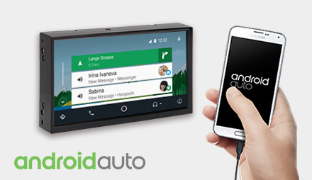 Freestyle - Works with Android Auto - X702D-F