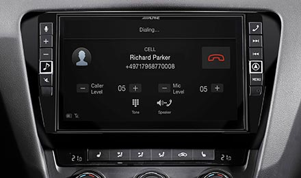 Skoda Octavia 3 - Built-in Bluetooth® Technology - i902D-OC3